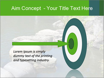 Zen stone PowerPoint Template - Slide 83