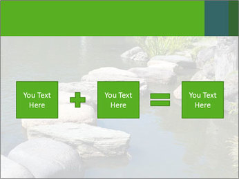 Zen stone PowerPoint Template - Slide 95