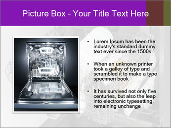 Dishwasher PowerPoint Template - Slide 13