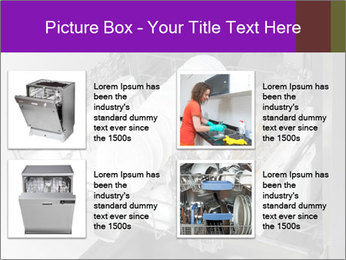 Dishwasher PowerPoint Template - Slide 14