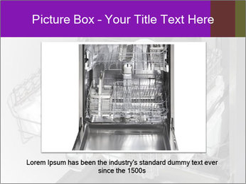 Dishwasher PowerPoint Template - Slide 15