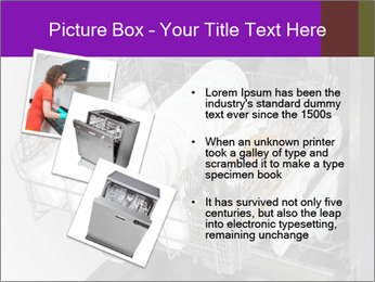 Dishwasher PowerPoint Template - Slide 17