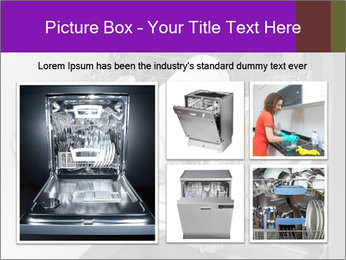 Dishwasher PowerPoint Template - Slide 19