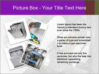 Dishwasher PowerPoint Template - Slide 23