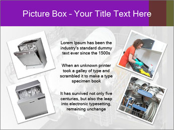 Dishwasher PowerPoint Template - Slide 24