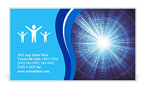 0000087119 Business Card Template