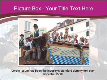 Bavaria in the beer garden PowerPoint Templates - Slide 16