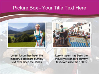 Bavaria in the beer garden PowerPoint Templates - Slide 18