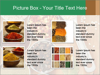 Variety of spices PowerPoint Templates - Slide 14
