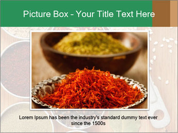Variety of spices PowerPoint Templates - Slide 15