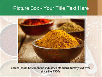 Variety of spices PowerPoint Templates - Slide 16