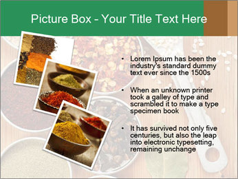Variety of spices PowerPoint Templates - Slide 17