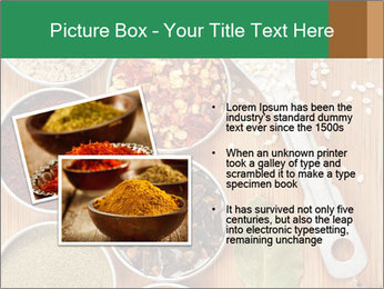 Variety of spices PowerPoint Templates - Slide 20