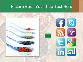 Variety of spices PowerPoint Templates - Slide 21
