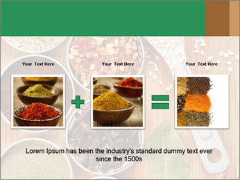 Variety of spices PowerPoint Templates - Slide 22