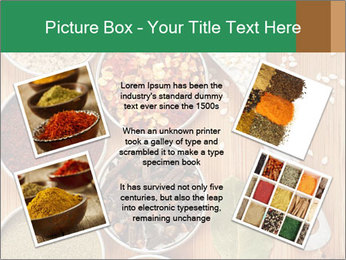 Variety of spices PowerPoint Templates - Slide 24