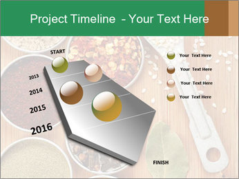 Variety of spices PowerPoint Templates - Slide 26
