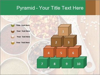 Variety of spices PowerPoint Templates - Slide 31