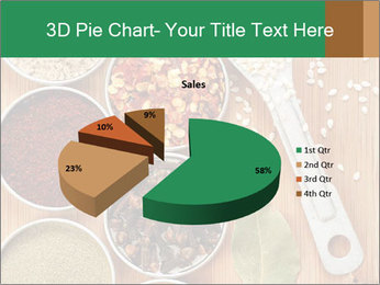 Variety of spices PowerPoint Templates - Slide 35