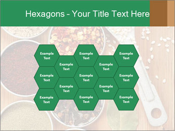 Variety of spices PowerPoint Templates - Slide 44