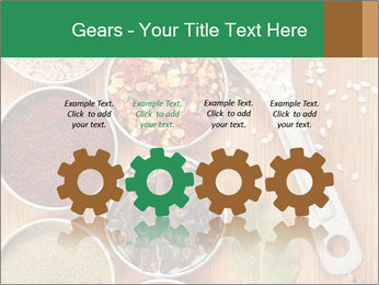 Variety of spices PowerPoint Templates - Slide 48