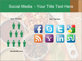 Variety of spices PowerPoint Templates - Slide 5