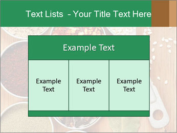 Variety of spices PowerPoint Templates - Slide 59