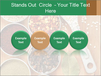 Variety of spices PowerPoint Templates - Slide 76