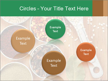 Variety of spices PowerPoint Templates - Slide 77