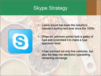 Variety of spices PowerPoint Templates - Slide 8