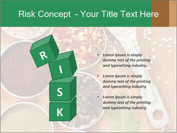 Variety of spices PowerPoint Templates - Slide 81