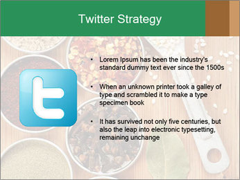 Variety of spices PowerPoint Templates - Slide 9