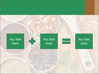 Variety of spices PowerPoint Templates - Slide 95
