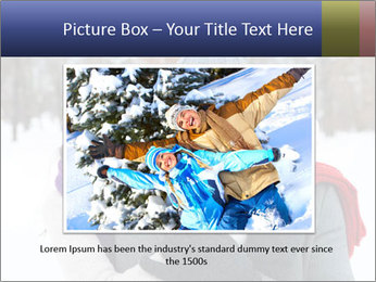 Wintertime season PowerPoint Template - Slide 16