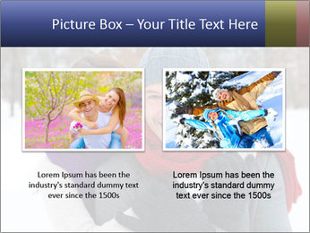 Wintertime season PowerPoint Template - Slide 18