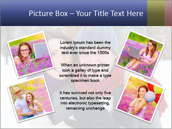 Wintertime season PowerPoint Template - Slide 24