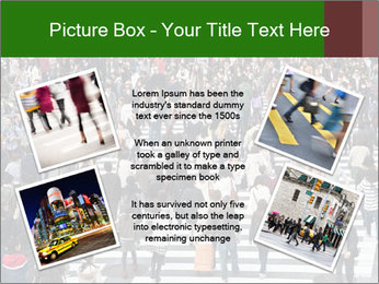 The famous scramble crosswalk PowerPoint Template - Slide 24