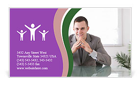 0000087129 Business Card Template
