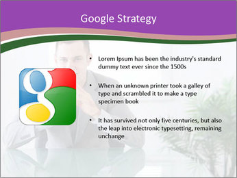 Young businessman PowerPoint Templates - Slide 10