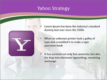 Young businessman PowerPoint Templates - Slide 11