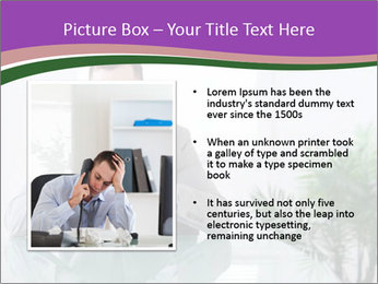 Young businessman PowerPoint Templates - Slide 13