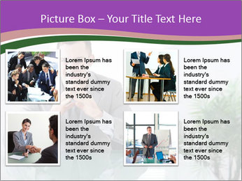 Young businessman PowerPoint Templates - Slide 14