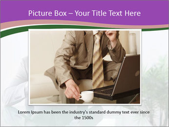 Young businessman PowerPoint Templates - Slide 15