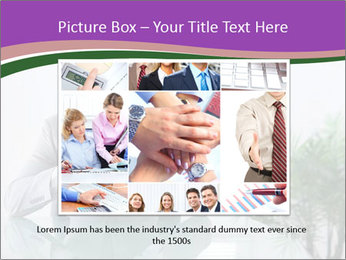 Young businessman PowerPoint Templates - Slide 16