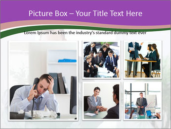 Young businessman PowerPoint Templates - Slide 19
