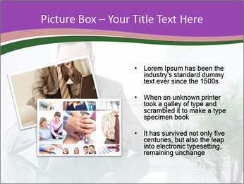 Young businessman PowerPoint Templates - Slide 20