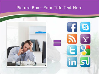 Young businessman PowerPoint Templates - Slide 21