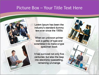 Young businessman PowerPoint Templates - Slide 24