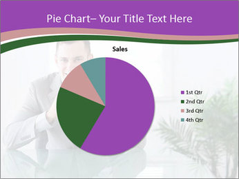Young businessman PowerPoint Templates - Slide 36