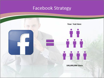 Young businessman PowerPoint Templates - Slide 7
